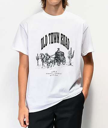 Lil Nas X Old Town Road White T-Shirt