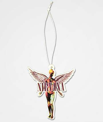 Live Nation Nirvana Utero Air Freshener