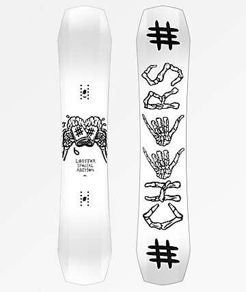 Lobster Eiki Pro Schoph Artist Addition Reaper Snowboard 2019