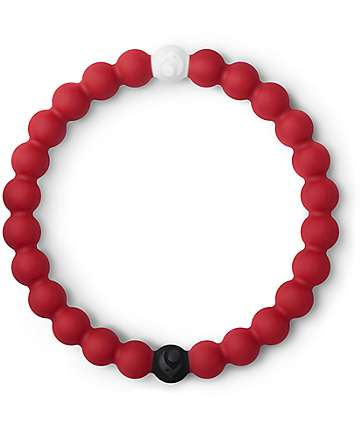 Lokai Red Bracelet