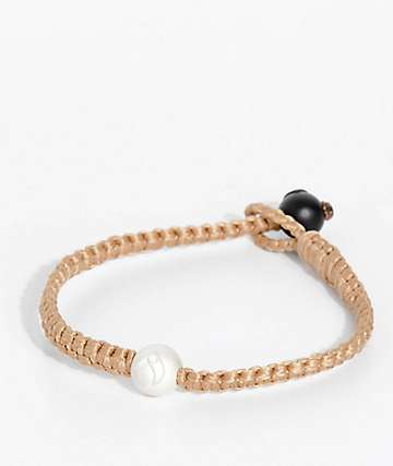 Lokai Single Wrap Sand Bracelet