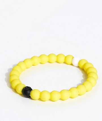 Lokai Yellow Pediatric Cancer Bracelet