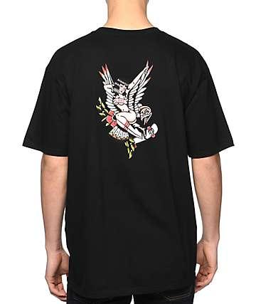 Loser Machine Badlands Black T-Shirt