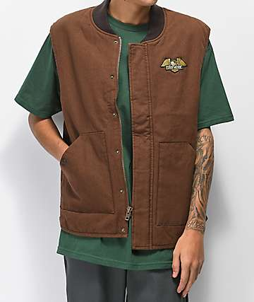 Loser Machine Condor 2 Brown Vest