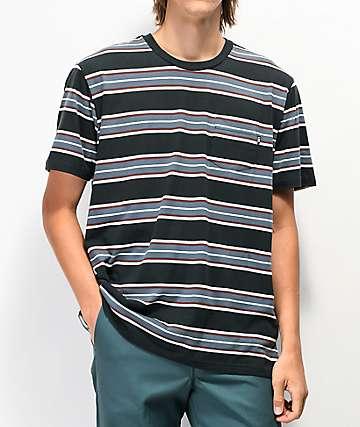 Loser Machine Encanto Black Stripe T-Shirt