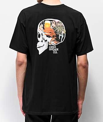 Loser Machine Head Trip Black T-Shirt