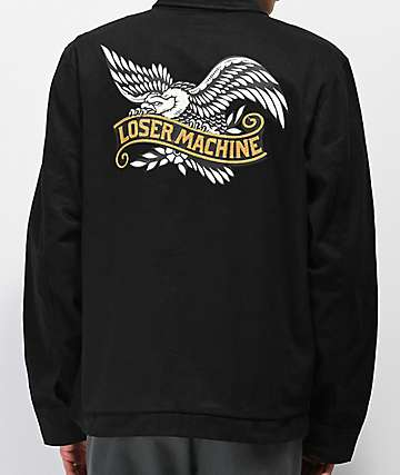 Loser Machine La Mesa Black Jacket