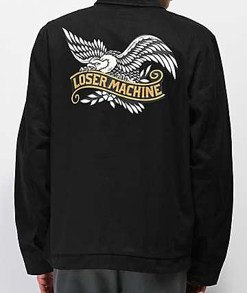 Loser Machine La Mesa chaqueta negra