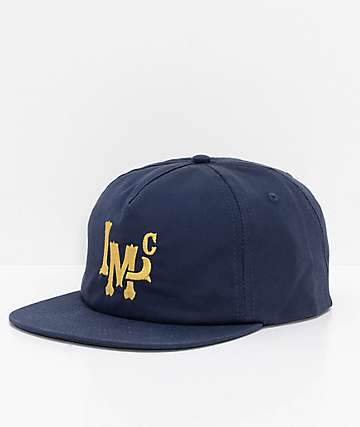 Loser Machine Potomac Navy Snapback Hat
