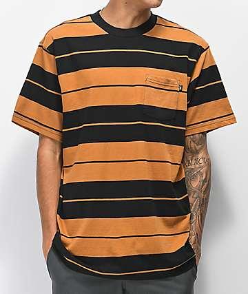 Loser Machine Rancho camiseta de rayas
