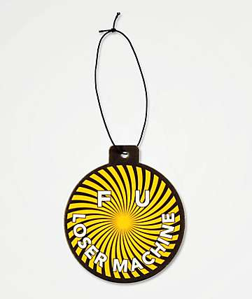 Loser Machine Smile Swirl Air Freshener