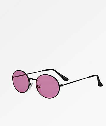 Love Train Pink Sunglasses