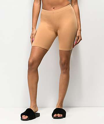 Lunachix Nude Bike Shorts