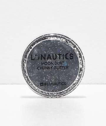 Lunautics Slick purpurina negra