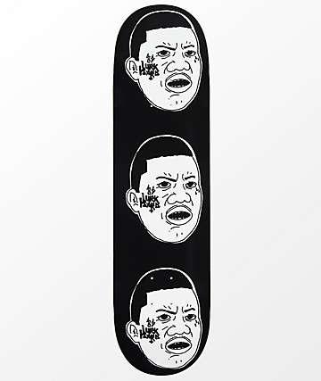 """Lurk Hard Skressful 8.25"""" Skateboard Deck"""