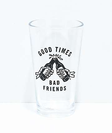 Lurking Class By Sketchy Tank Good Times 2 Pack Pint Glasses