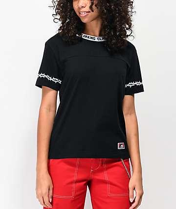 Lurking Class by Sketchy Tank Lurking World Black T-Shirt