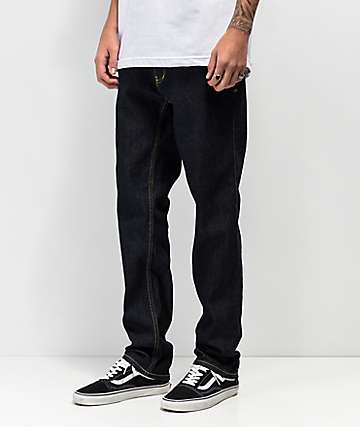 Lurking Class by Sketchy Tank Pay Me Dark Denim Jeans