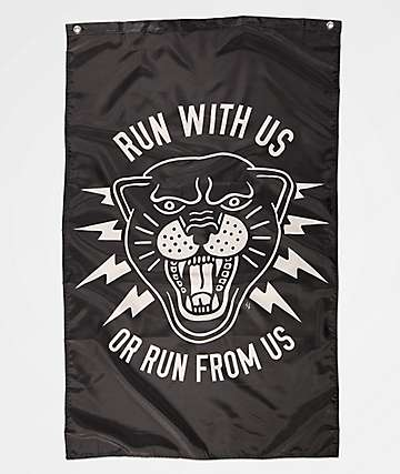 Lurking Class by Sketchy Tank Run With Us Banner