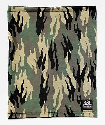 Lurking Class by Sketchy Tank calentador de cuello de camuflaje