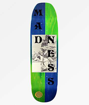 "Madness Dreams 8.75"" Skateboard Deck"