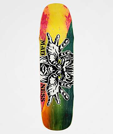 "Madness Possessed 8.5"" Skateboard Deck"