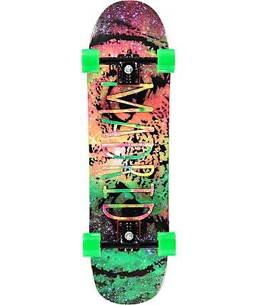 "Madrid Space Owl Mini 32.5"" cruiser skateboard completo"