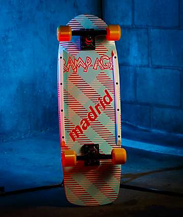 "Madrid x Stranger Things 3 Max Rampage Replica 29"" Cruiser Complete"