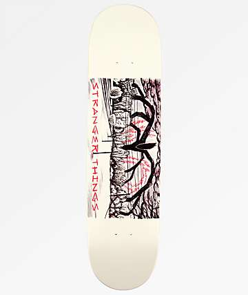 "Madrid x Stranger Things Mind Flyer 8.0"" tabla de skate"