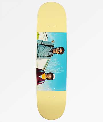 "Madrid x Stranger Things Steve And Dustin 8.0"" Skateboard Deck"