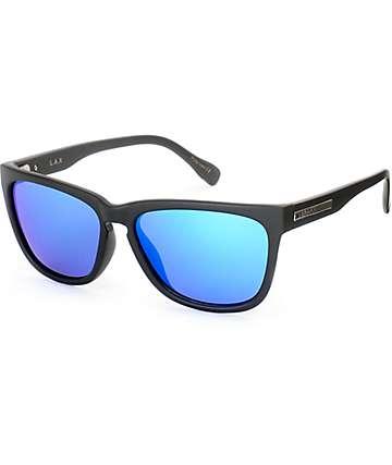 Madson LAX gafas de sol polarizados en negro y azul