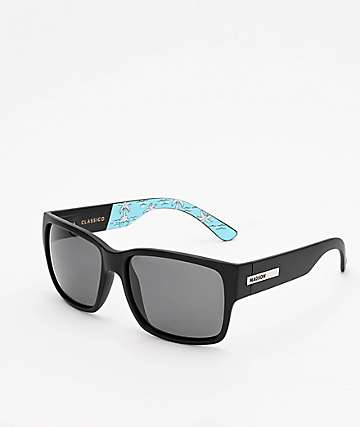 Madson x Chomp Classico Salty Black Polarized Sunglasses
