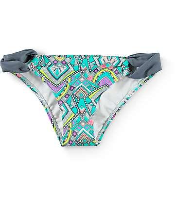 Malibu New Plume Fantasy Hipster Bikini Bottom