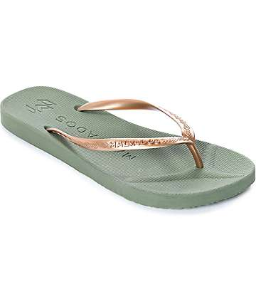 Malvados Playa Whiskey Sour Sandals
