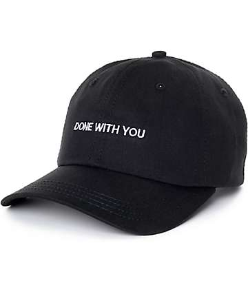 Married To The Mob Done With You gorra béisbol