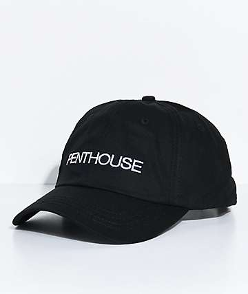 Married To The Mob x Penthouse Black Dad Hat