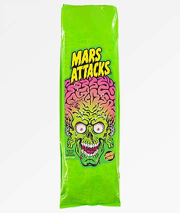 "Mars Attacks x Santa Cruz Blind Bag 8.25"" Skateboard Deck"