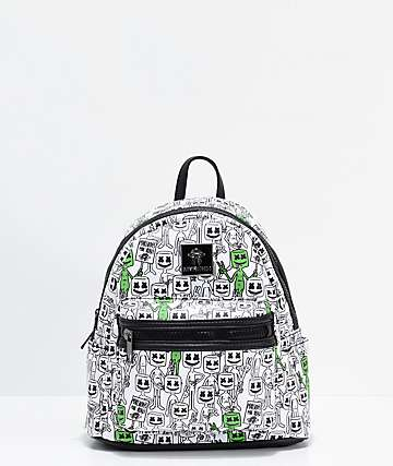 Marshin All Over Print Mini Backpack