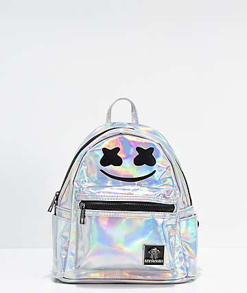 Marshin Oil Slick Mini Backpack