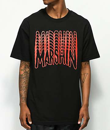 Marshin Undercover Black T-Shirt