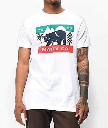 Matix CA 98 White T-Shirt