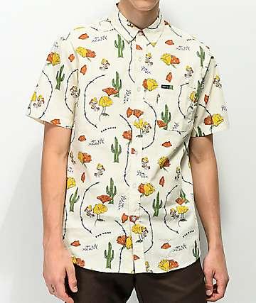 Matix Far West Stone camisa banquecina