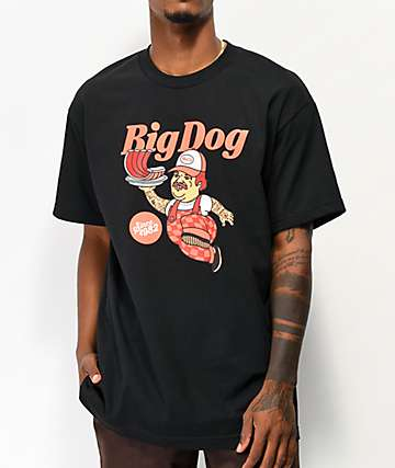 Matty Matheson Big Dog Black T-Shirt