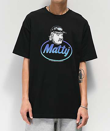 Matty Matheson Big Rig Black T-Shirt
