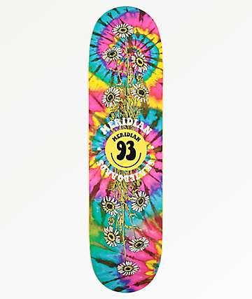 """Meridian Graitful Shred 8.25"""" Skateboard Deck"""