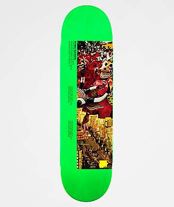 "Meridian Kantutan 8.5"" Skateboard Deck"