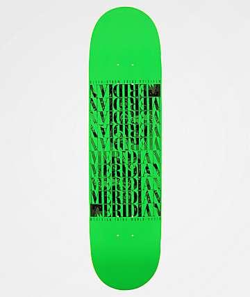"Meridian Maybe Monday 8.1"" Skateboard Deck"