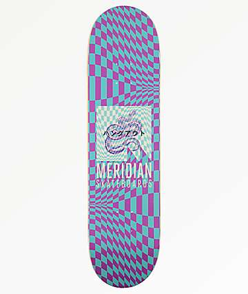 "Meridian Maybe Monday 8.1"" Skateboard Deck"