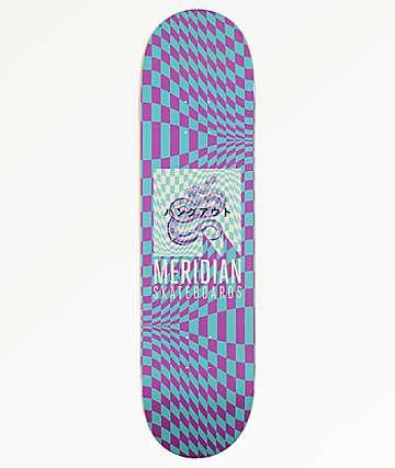 "Meridian Maybe Monday 8.1"" tabla de skate"