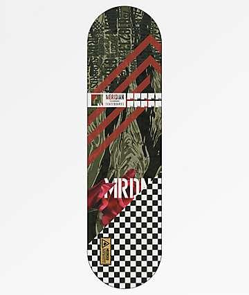 """Meridian Rose Bomber 8.5"""" Skateboard Deck"""